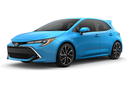 2019 Toyota Corolla Hatchback Prices, Reviews, and Pictures.