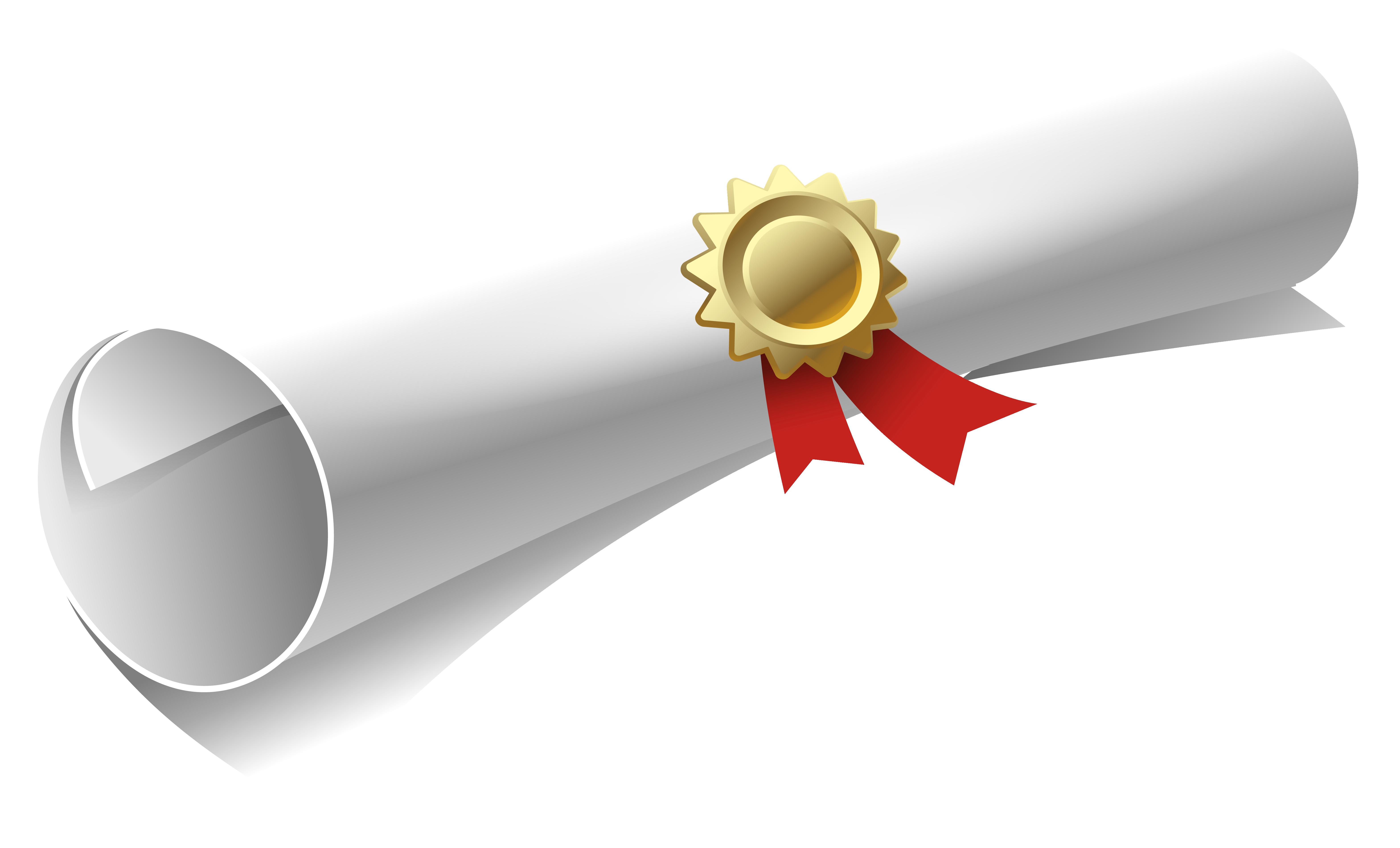 Diploma Graduation ceremony Academic certificate Clip art.