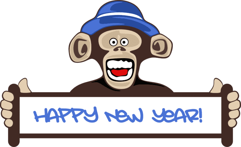 Happy New Year 2020 Clipart, Cartoons, Graphics Free Download.