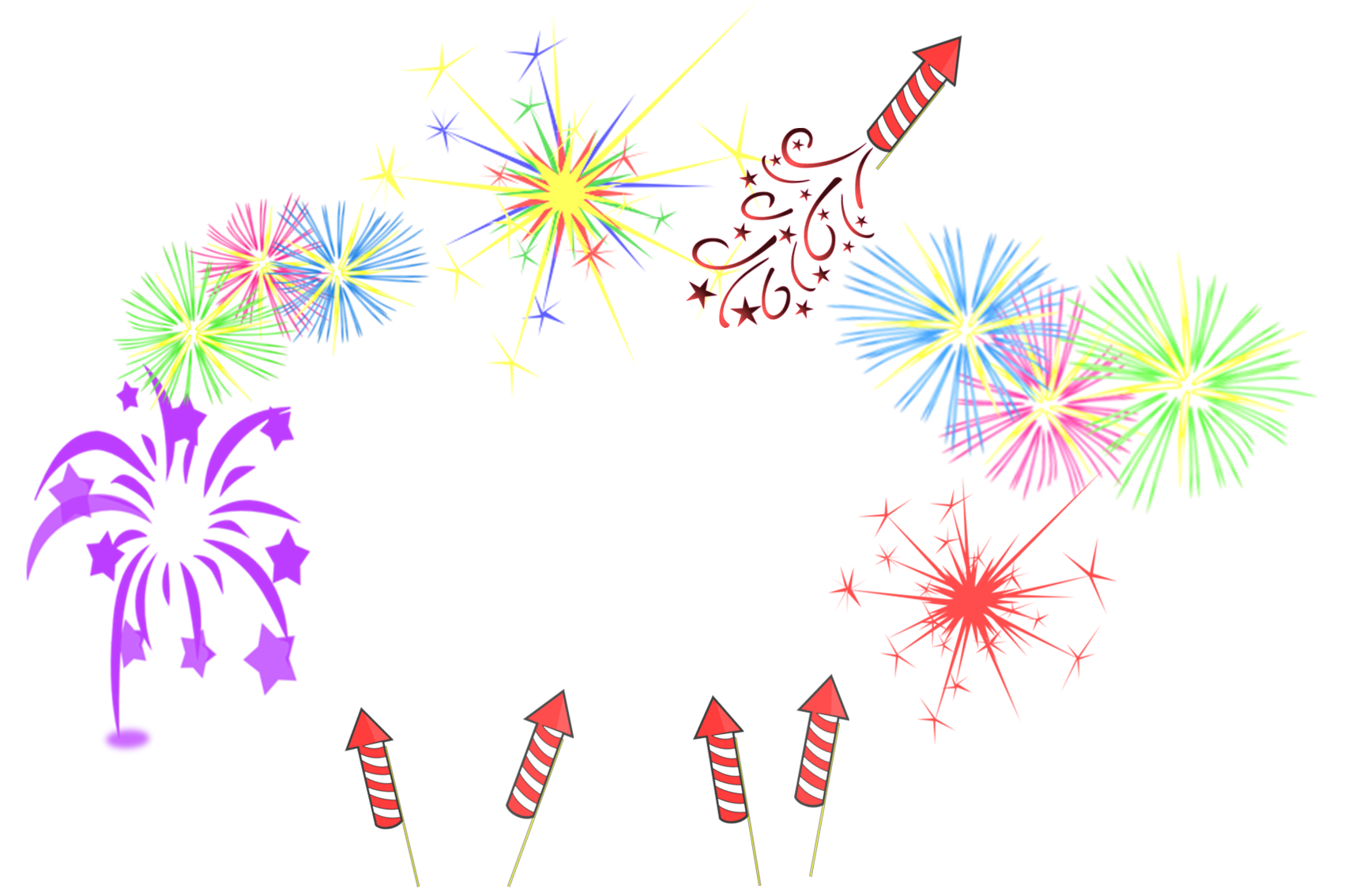 Fireworks clipart well done, Fireworks well done Transparent.