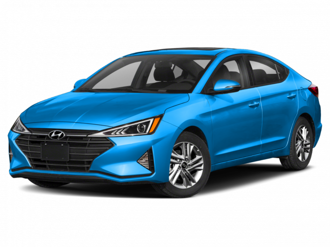 2019 Hyundai Elantra Manual Essential.