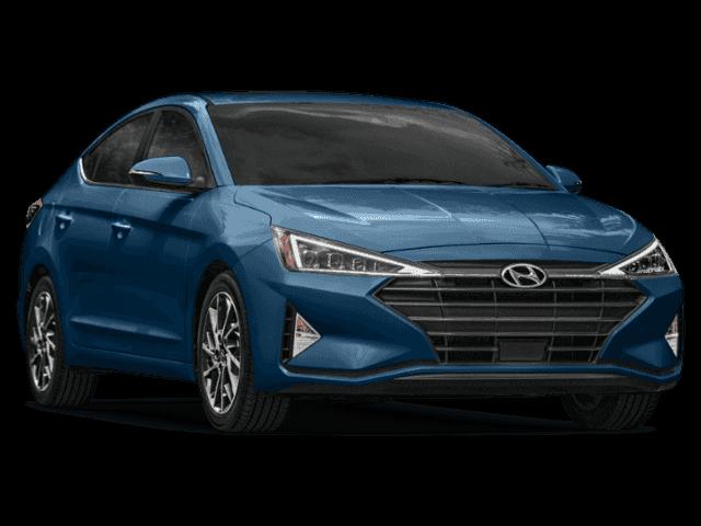 New 2019 Hyundai Elantra LIMITED/1 FWD Sedan.