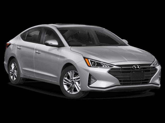New 2019 Hyundai Elantra SE FWD 4D Sedan.