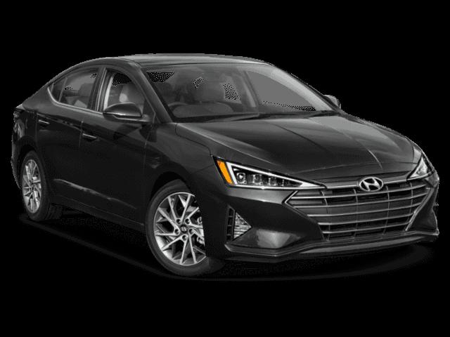 New 2019 Hyundai Elantra Limited FWD 4D Sedan.