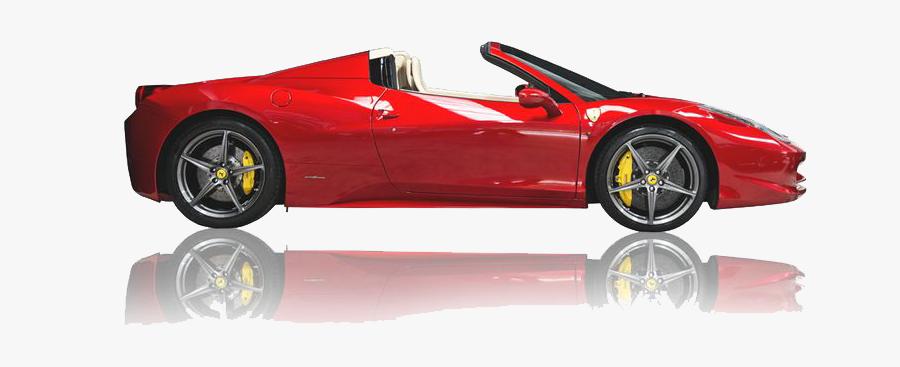Ferrari Transparent.
