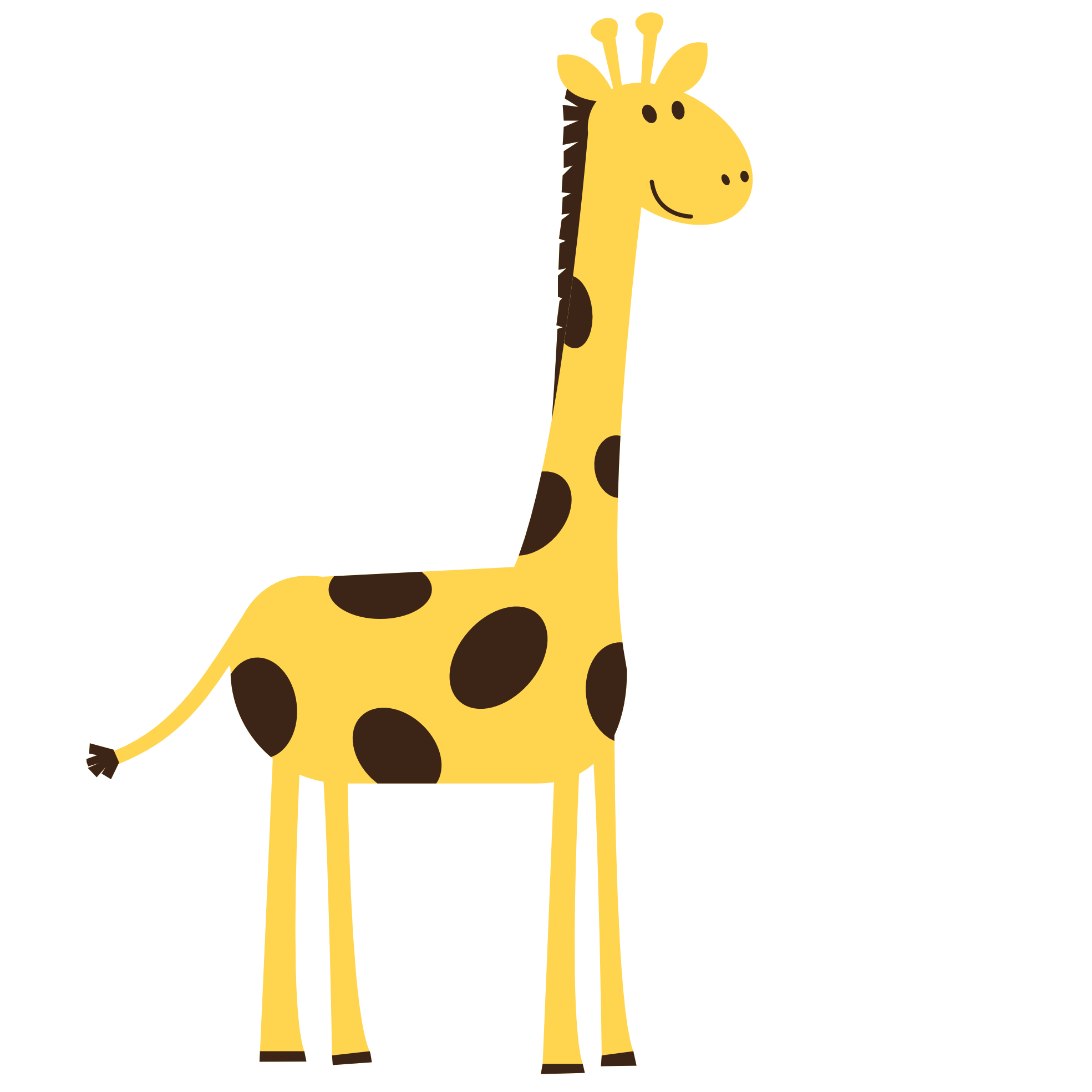 Couple clipart giraffe, Couple giraffe Transparent FREE for.