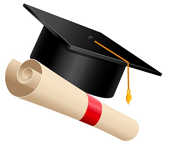 827 Free Graduation Clip Art Images.