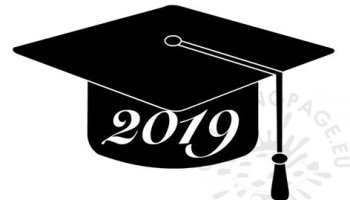 Senior Senior 2019 Graduation Hat.