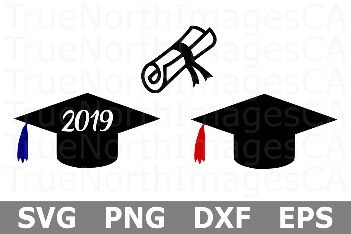 2019 Graduation Caps.