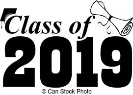 Class of 2019 Clipart and Stock Illustrations. 319 Class of.