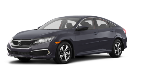 2019 Honda Civic Sedan LX.