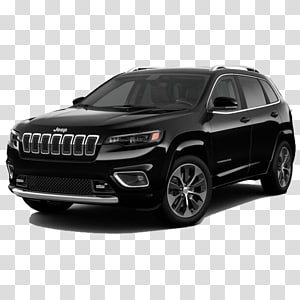 2019 Jeep Cherokee transparent background PNG cliparts free.