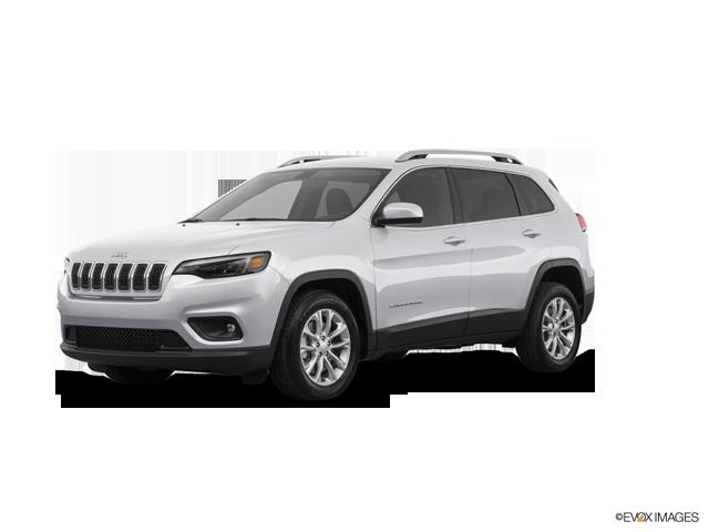 2019 Jeep Cherokee vs Subaru Forester.