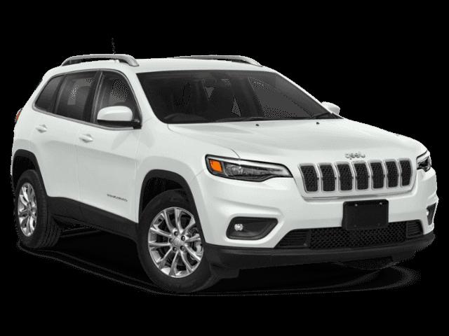 New 2019 Jeep Cherokee Latitude Plus 4WD.