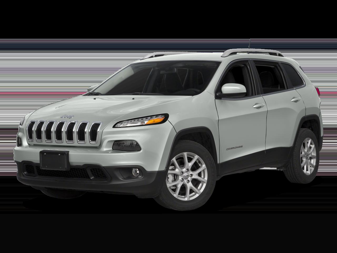 2019 Jeep Cherokee Configurations.