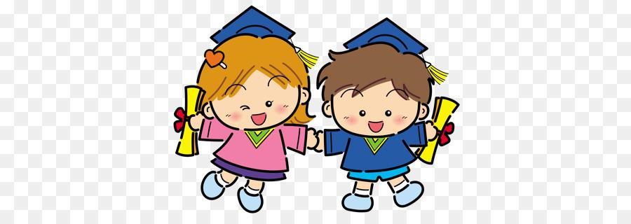 Graduation Cartoon clipart.