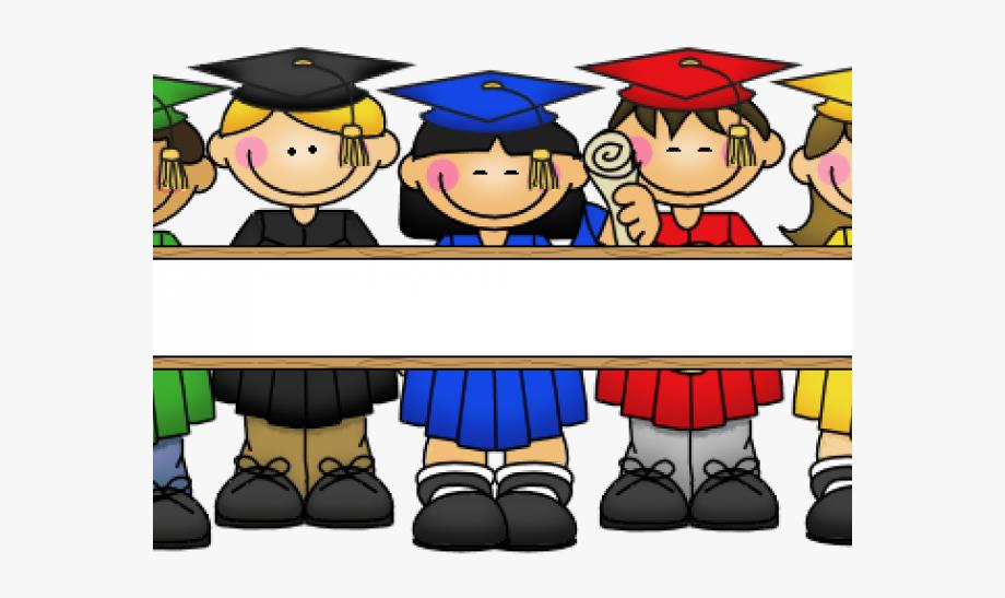 Children Graduation Clipart.