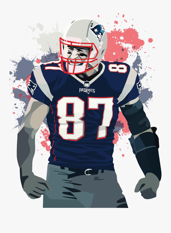 New England Patriots Clipart Original.