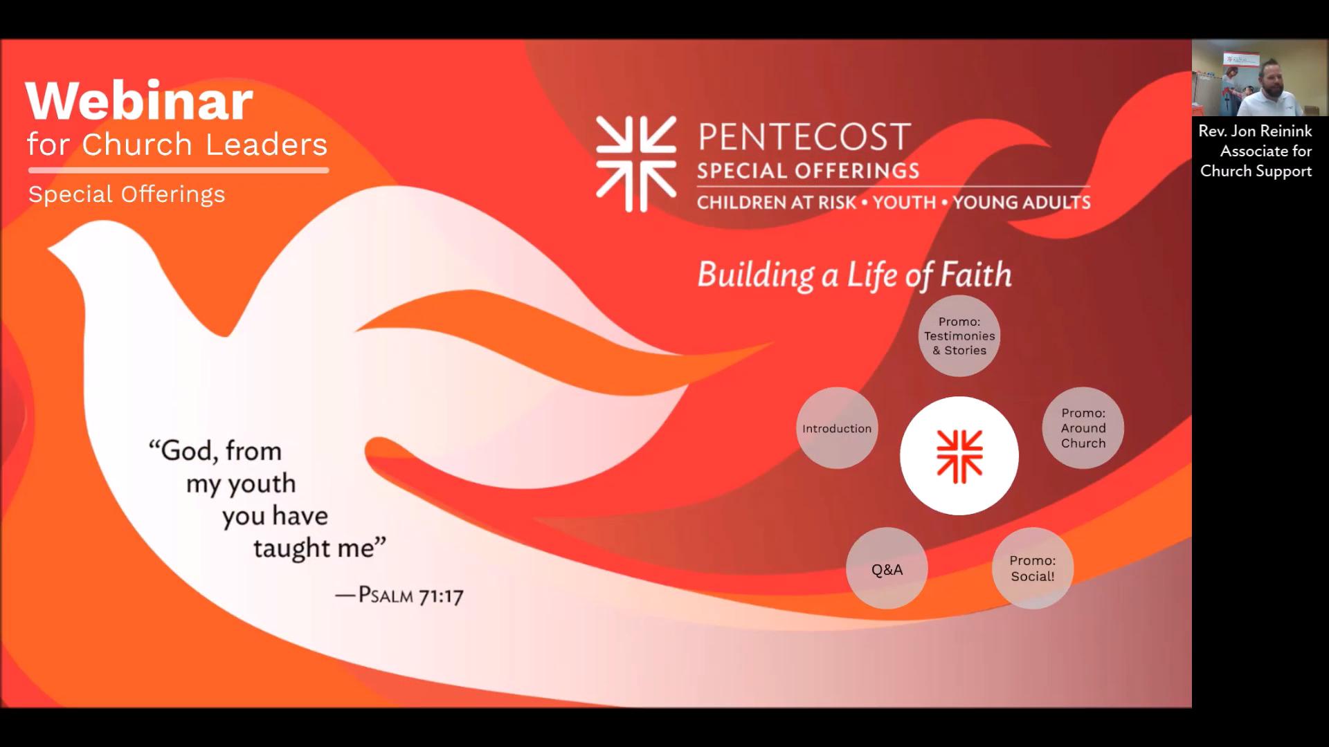Pentecost.