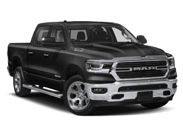 New 2019 Ram 1500 Limited With Navigation & 4WD.