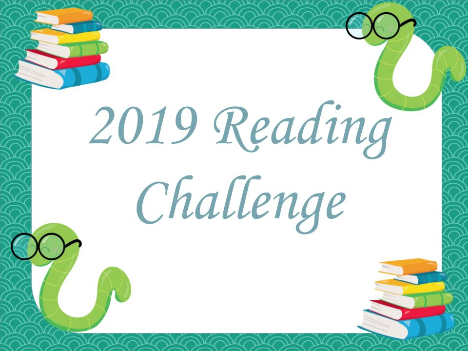 Linz The Bookworm: 2019 Reading Challenge Update.