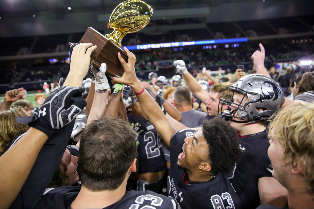 No complacency, no emotional letdowns: Denton Guyer tops.