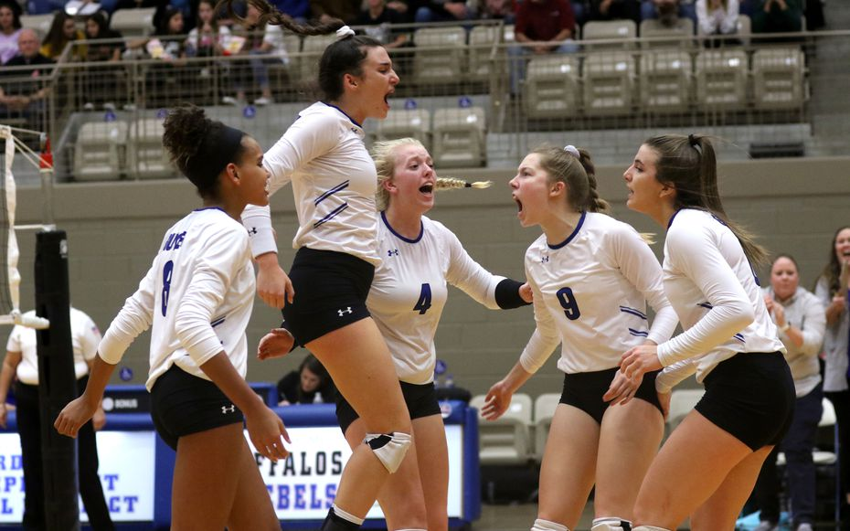 Volleyball playoffs: Denton Guyer earns rematch with Byron.
