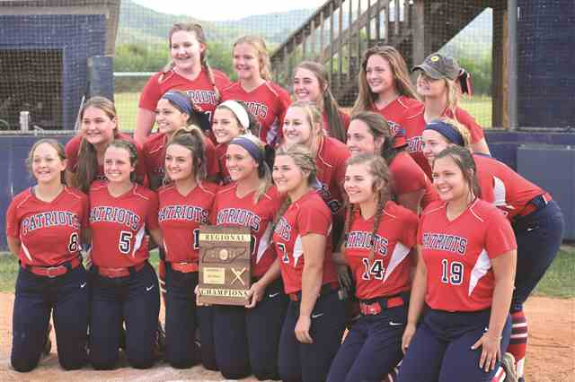 Johnson City Press: high school softball.