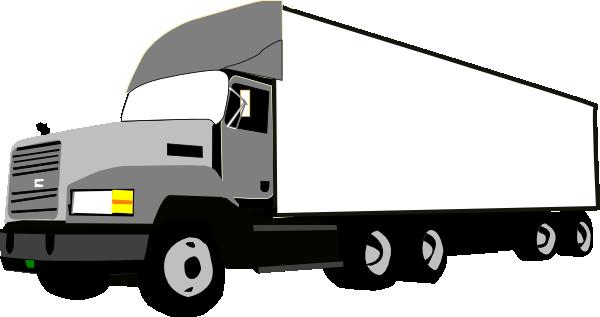 Semi Truck Clipart Png.