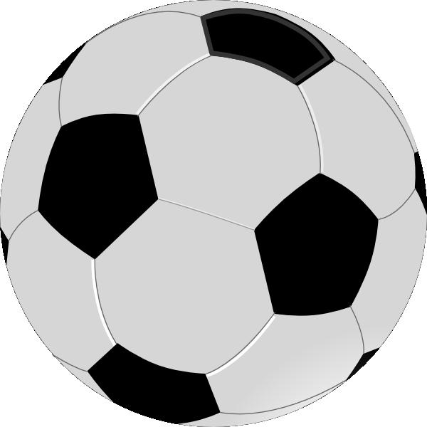 Clipart grass soccer ball, Clipart grass soccer ball.