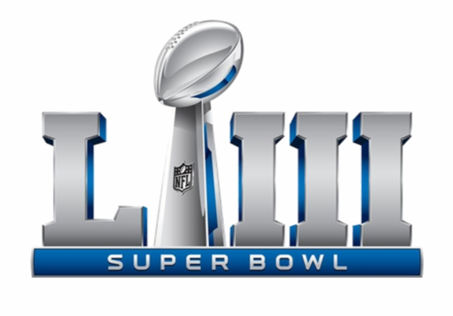 Super Bowl 53 Logo.