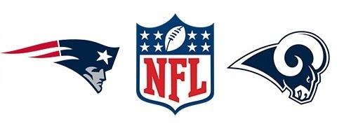 Patriots at Rams: Predictions & Statistics.