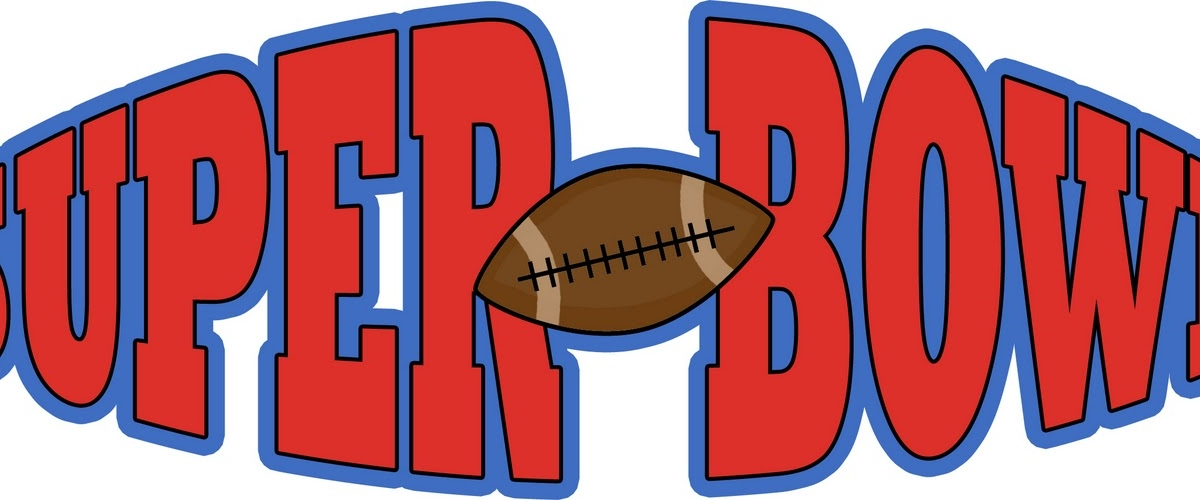 Super Bowl Clipart.