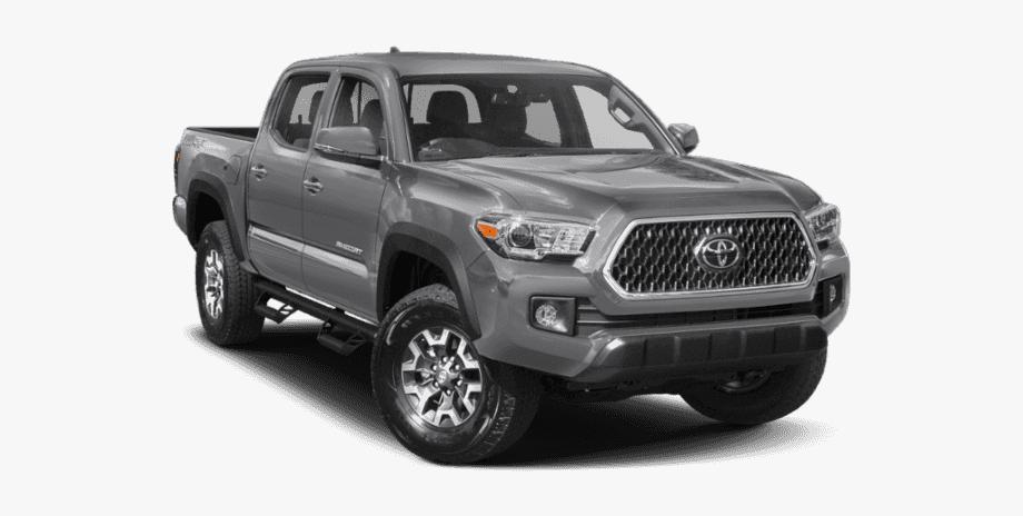 New 2019 Toyota Tacoma Double Cab V6 Auto Trd Off Road.