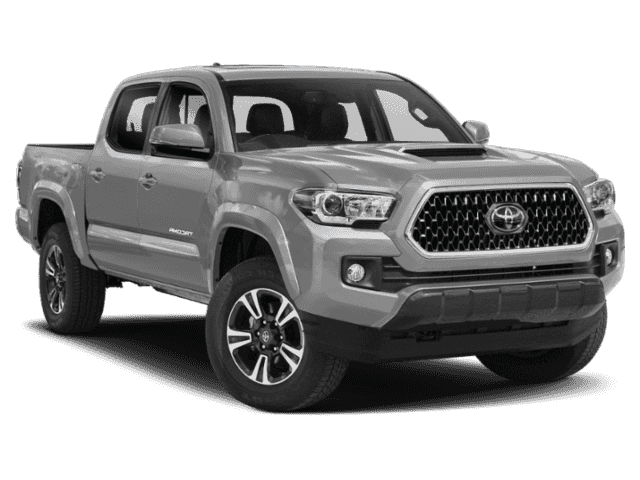 New 2019 Toyota Tacoma TRD Sport Double Cab 5' Bed V6 MT.