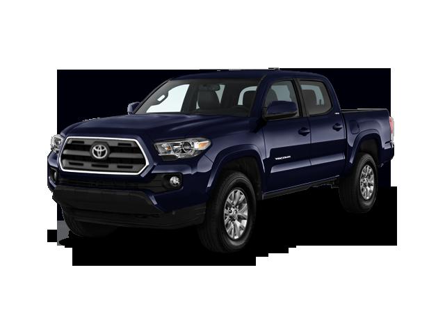 New 2019 Toyota Tacoma SR5.