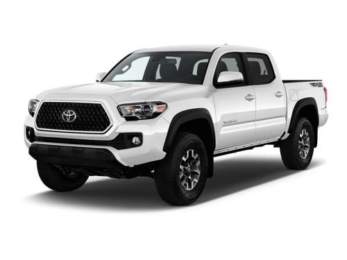 New 2019 Toyota Tacoma TRD Off Road Double Cab 6' Bed V6 AT.