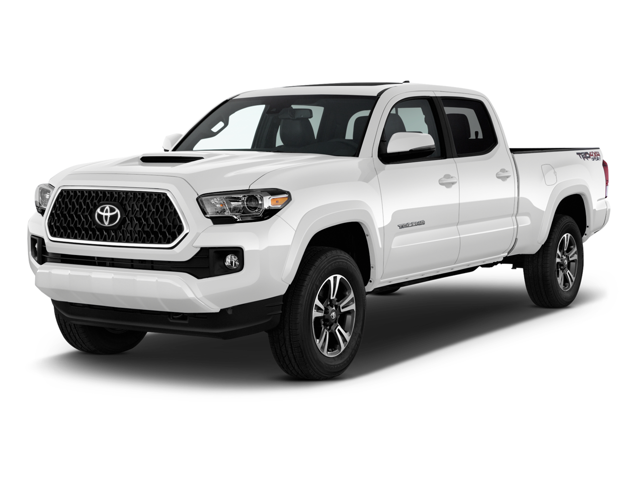 New 2019 Toyota Tacoma TRD Sport 4D Double Cab.