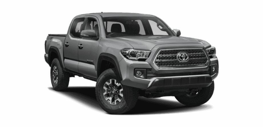 New 2018 Toyota Tacoma Trd Off Road.