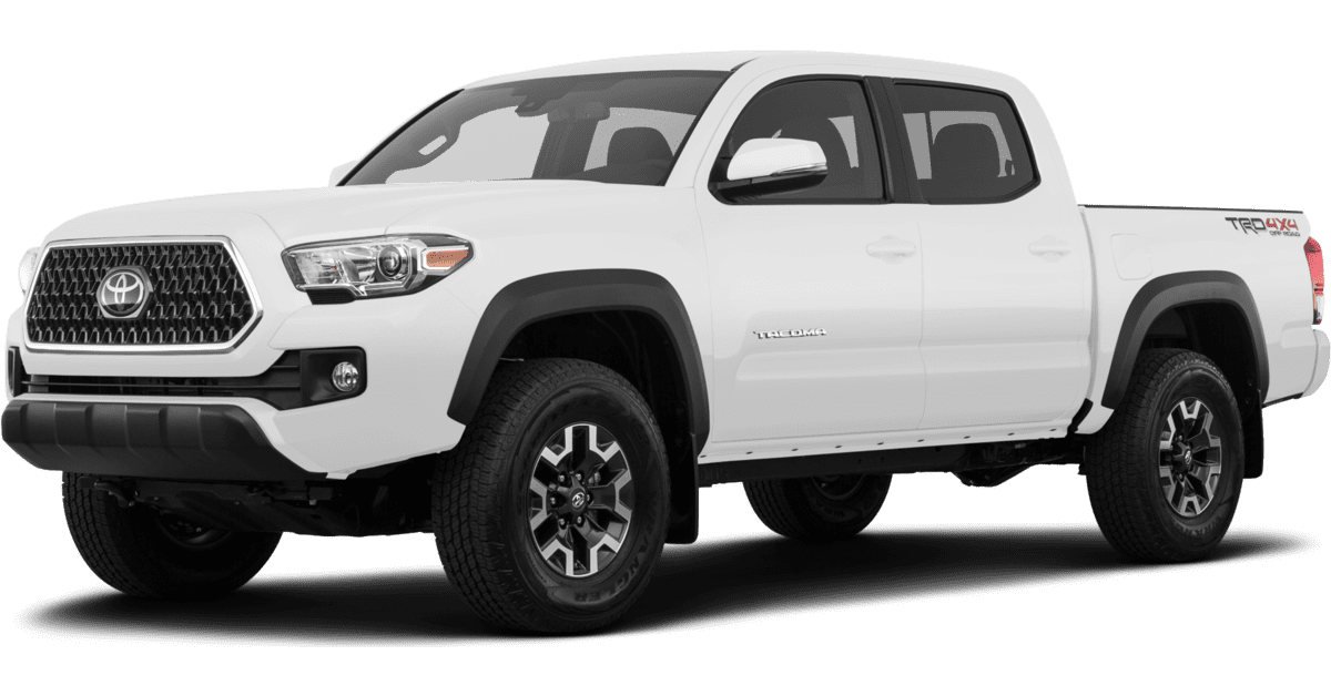 2019 Toyota Tacoma Prices, Reviews & Incentives.