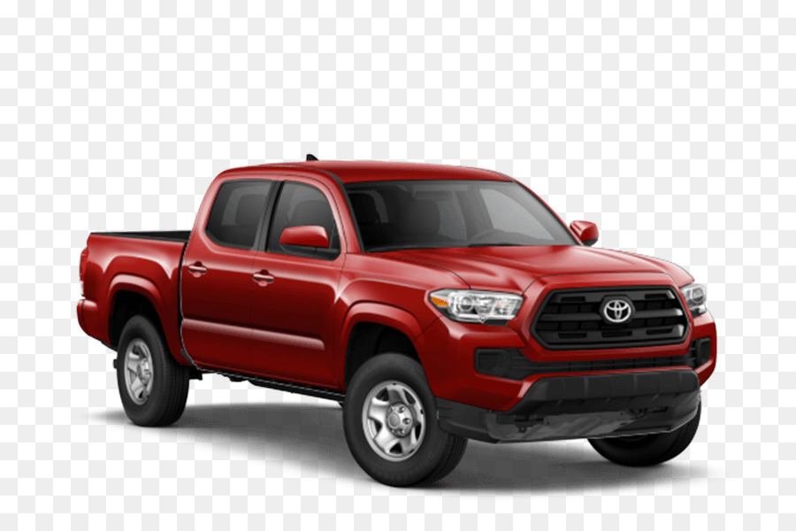 2019 Toyota Tacoma Car png download.