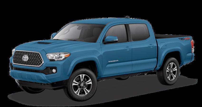 2019 Toyota Tacoma.