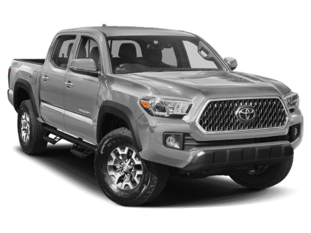 New 2019 Toyota Tacoma TRD Off Road V6 4WD Double Cab.