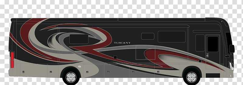 Car Thor Motor Coach Campervans Body painting Tuscany, class.
