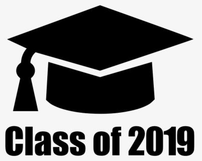 Free Class Of 2019 Clip Art with No Background.