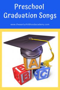 Preschool Graduation Songs.