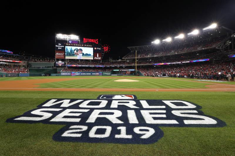 Nationals vs. Astros 2019 World Series on Track to Be Lowest.