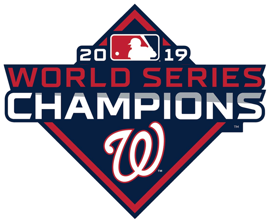 Washington Nationals Champion Logo.