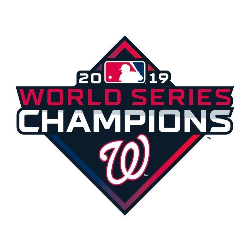 2019 Washington Nationals World Series Champions Gear.