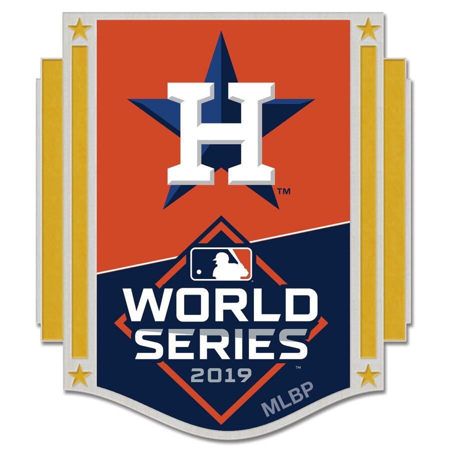 Houston Astros WinCraft 2019 World Series Bound Collector Pin.